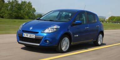 Renault frischt seinen Clio auf