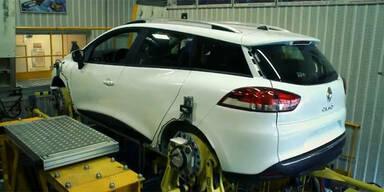 Panne: Video zeigt neuen Renault Clio Kombi