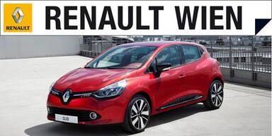 Gewinnen Sie den neuen Renault Clio