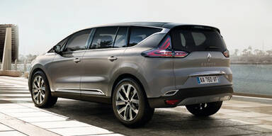 Renault zeigt den neuen Espace