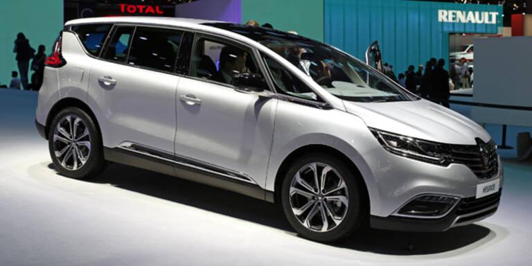 Alle Infos vom neuen Renault Espace