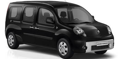 Renault bringt Siebensitzer Grand Kangoo