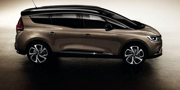 Das ist der neue Renault Grand Scénic