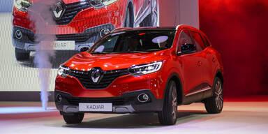 Renault Kadjar ist extrem sparsam