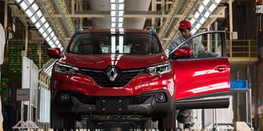 Renault setzt voll auf den Kadjar