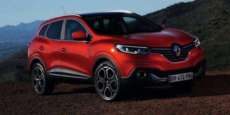 Das ist der neue Renault Kadjar