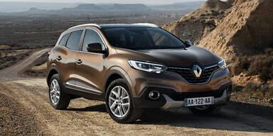 Das kostet der neue Renault Kadjar