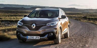 So fährt sich der neue Renault Kadjar