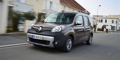 Renault verpasst dem Kangoo ein Facelift