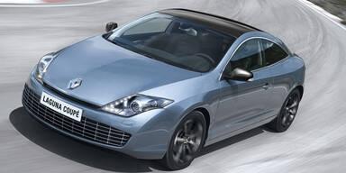 Facelift für das Renault Laguna Coupé