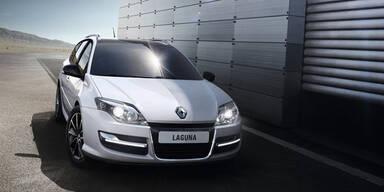 Mini-Facelift für den Renault Laguna