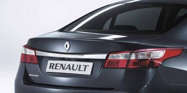 Renault plant Comeback in der Oberklasse