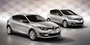 """Renault bringt zahlreiche """"Limited""""-Modelle"""