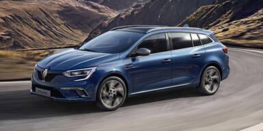 Das ist der neue Renault Mégane Kombi