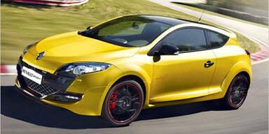 Renault bringt den Mégane R.S. Trophy