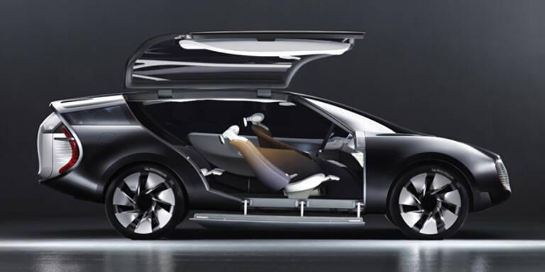 Renaults spektakuläres Concept Car für Paris