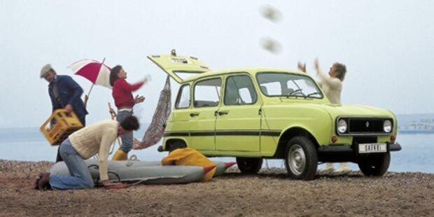 Renaults legendärer R4 wird 50