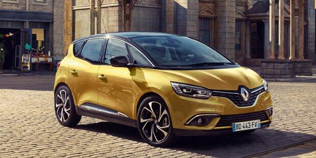 So kommt der neue Renault Scénic