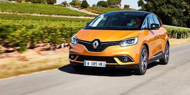 Der neue Renault Scénic im Test