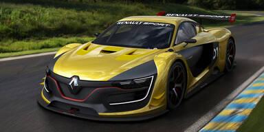 Renault stellt den Sport R.S. 01 vor