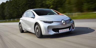 Renault zeigt ein 1-Liter-Auto