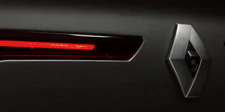 Renault kündigt neues Modell an