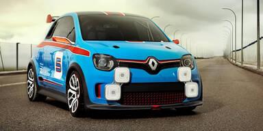 Renault zeigt den brachialen Twin'Run