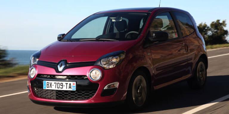 Jetzt startet der neue Renault Twingo