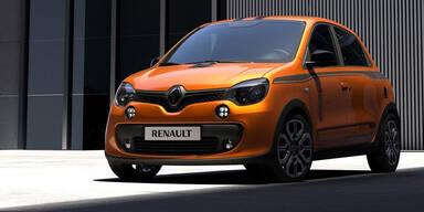 Renault bringt den Twingo GT mit 110 PS