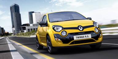 Ring frei für den neuen Twingo R.S.