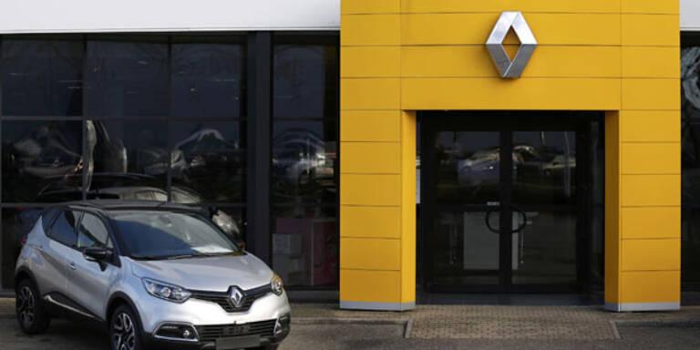 Abgas-Skandal schwappt auf Renault über