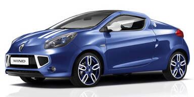 Renault Wind Gordini geht an den Start