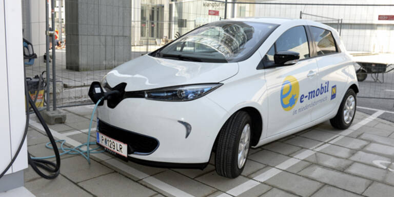 Deutschland ebnet E-Autos den Weg