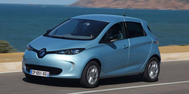 Renault schickt jetzt den ZOE ins Rennen
