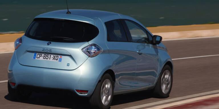 Neuer E-Motor für den Renault ZOE