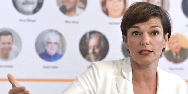 Rendi-Wagner wird neue SPÖ-Chefin