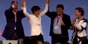 SPÖ: Rendi mit peinlicher Mikrofon-Panne