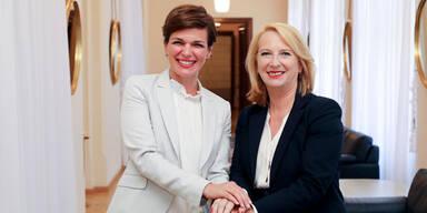 Rendi & Bures führen SPÖ-Liste in Wien an