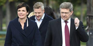 Rendi kontert Dornauer: 'Nicht alles verstanden'