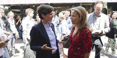 Rendi: 'Schluss mit der Selbstbeschäftigung in unserer Partei'