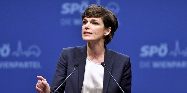 Rendi-Wagner stellt Führungsanspruch