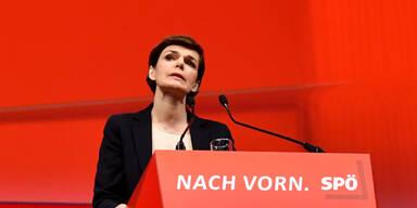 SPÖ-Parteitag: Widerstand der Parteijugend