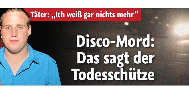 Disco-Mord: Protokoll des Todesschützen