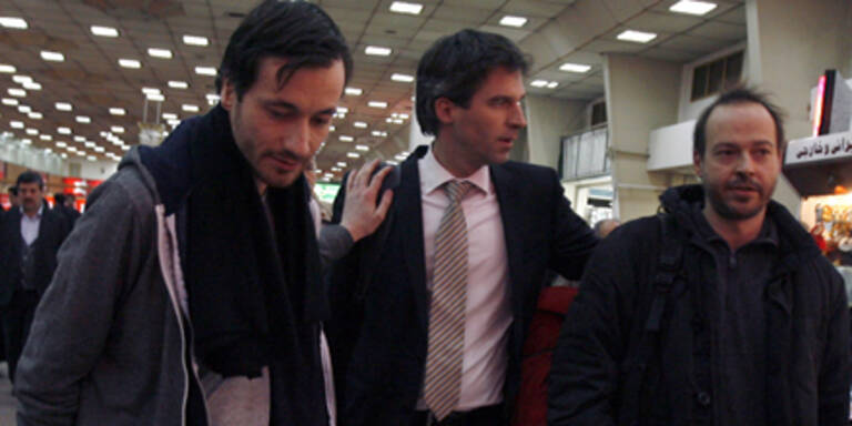 Iran: Deutsche Reporter freigelassen