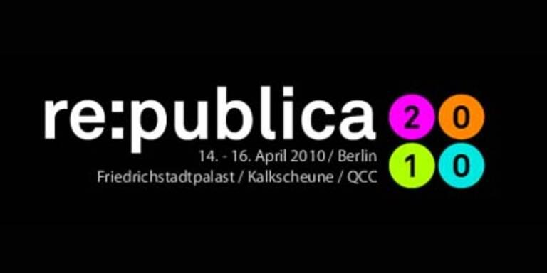 re:publica 2010: Echtzeitkommuniktation