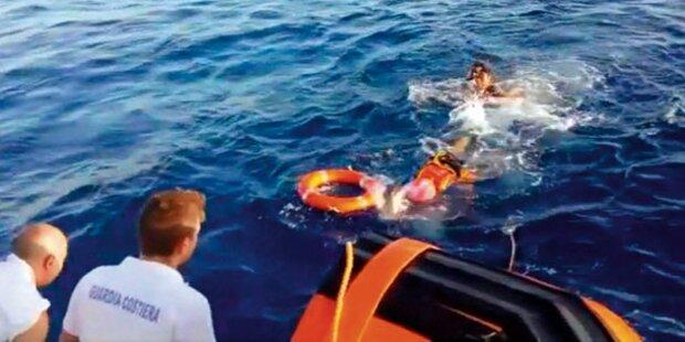Flüchtlings-Drama: Ermittlungen gegen Überlebende