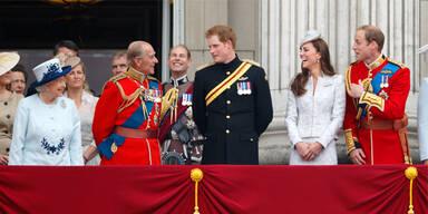Royals Großbritannien