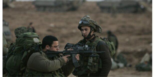Israels Reservisten müssen an die Front
