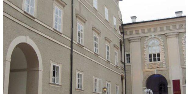Salzburger Residenz bröckelt