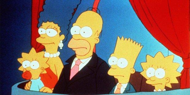 Simpsons: Clown Krusty stirbt